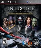 Injustice: Gods Among Us -- Ultimate Edition (PlayStation 3)